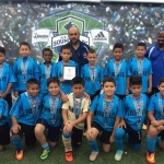 Boys U10 Gold Finalists - Fenix FC