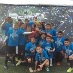 Boys U12 Gold Champions - Three Rivers