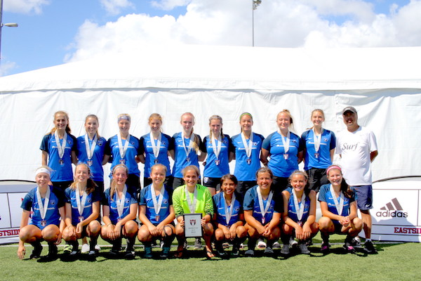 GU16 Finalists - Greater Seattle Surf