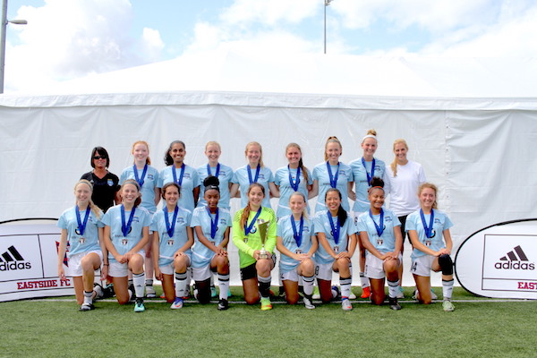 GU17 Champions - Washington Premier