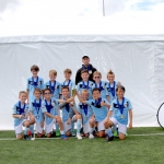 BU11 Gold Champions - Seattle United B07 Samba