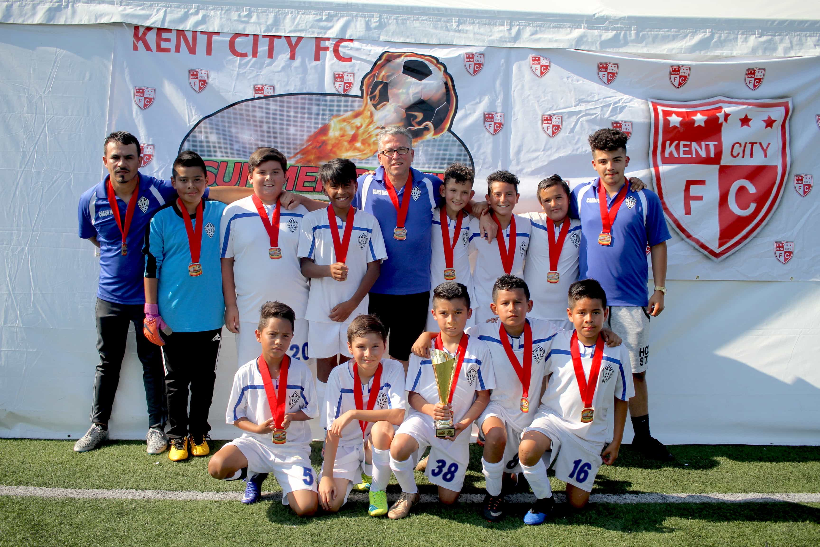 BU12 Red Champions - Seattle Eagles 06