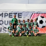 BU10 Gray Champions - Seattle Celtic B08 Gold