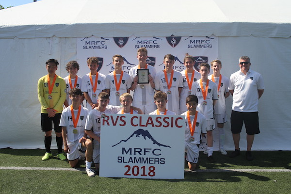 Boys U17-18 Finalists - Harbor Premier B02 Green