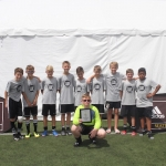 Boys U13 Silver Finalists - Washington East B06 Alvarez