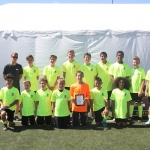 Boys U15 Finalists - FC Edmonds Force