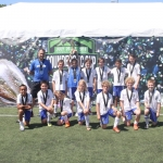 Boys U12 Sounder Blue Champions - HPFC B07 Heat