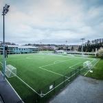 Central Campus; adidas Field